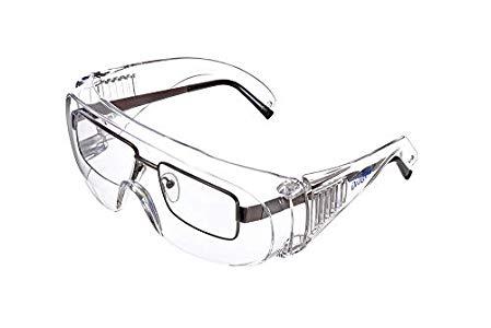 dr ger schutzbrille x pect 8110 berbrille auch f r brillentr ger f r baustelle sehr. Black Bedroom Furniture Sets. Home Design Ideas